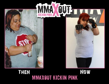 Female Kickboxing boot camp Program