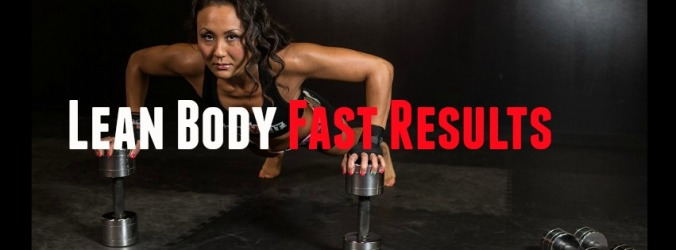 Lean Body Fast Results Training