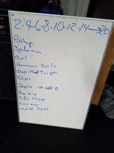 Board Workout 1