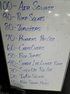 Board Workout 2